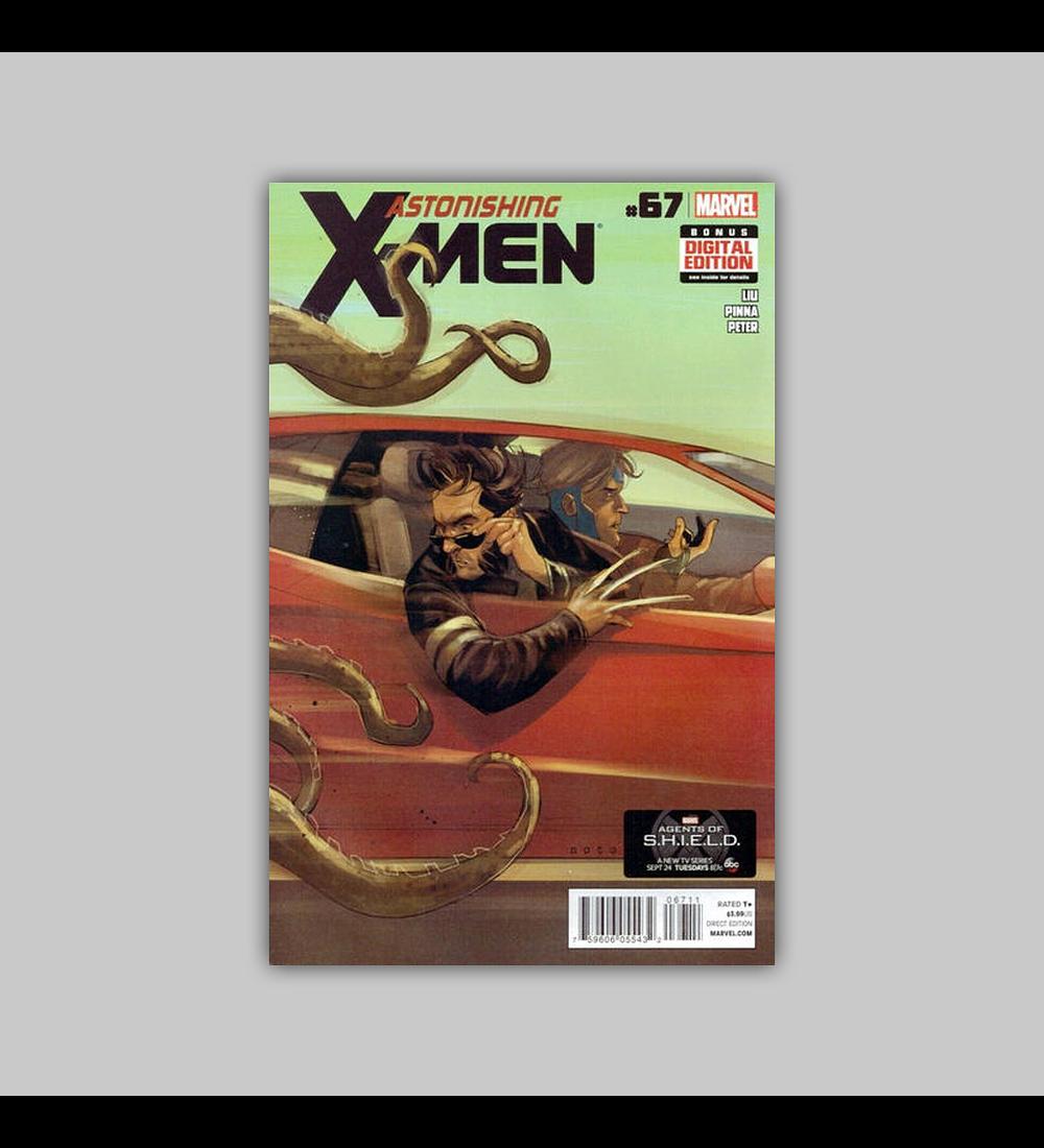 Astonishing X-Men 67 2013