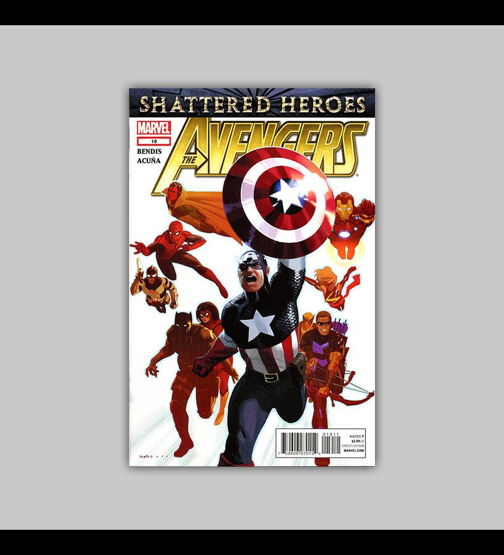 Avengers (Vol. 4) 19 2012