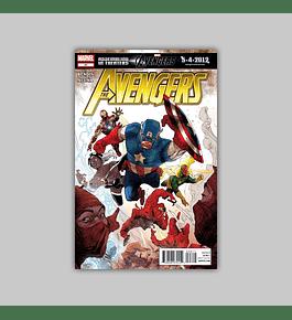 Avengers (Vol. 4) 23 2012