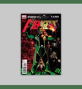 Avengers (Vol. 4) 24 2012