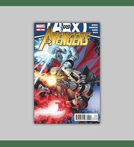 Avengers (Vol. 4) 26 2012
