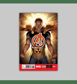 Avengers (Vol. 5) 34.1 2014