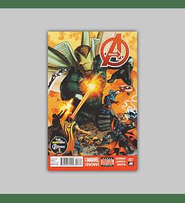 Avengers (Vol. 5) 27 2014