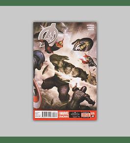 Avengers (Vol. 5) 28 2014