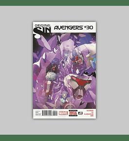 Avengers (Vol. 5) 30 2014