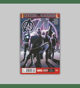 Avengers (Vol. 5) 35 2014