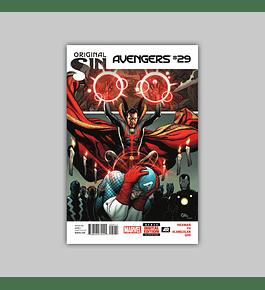 Avengers (Vol. 5) 29 2014