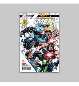 X-Men: Blue Annual 1 2018