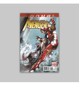 Avengers Annual 1 2012