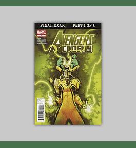 Avengers: Academy 34 2012