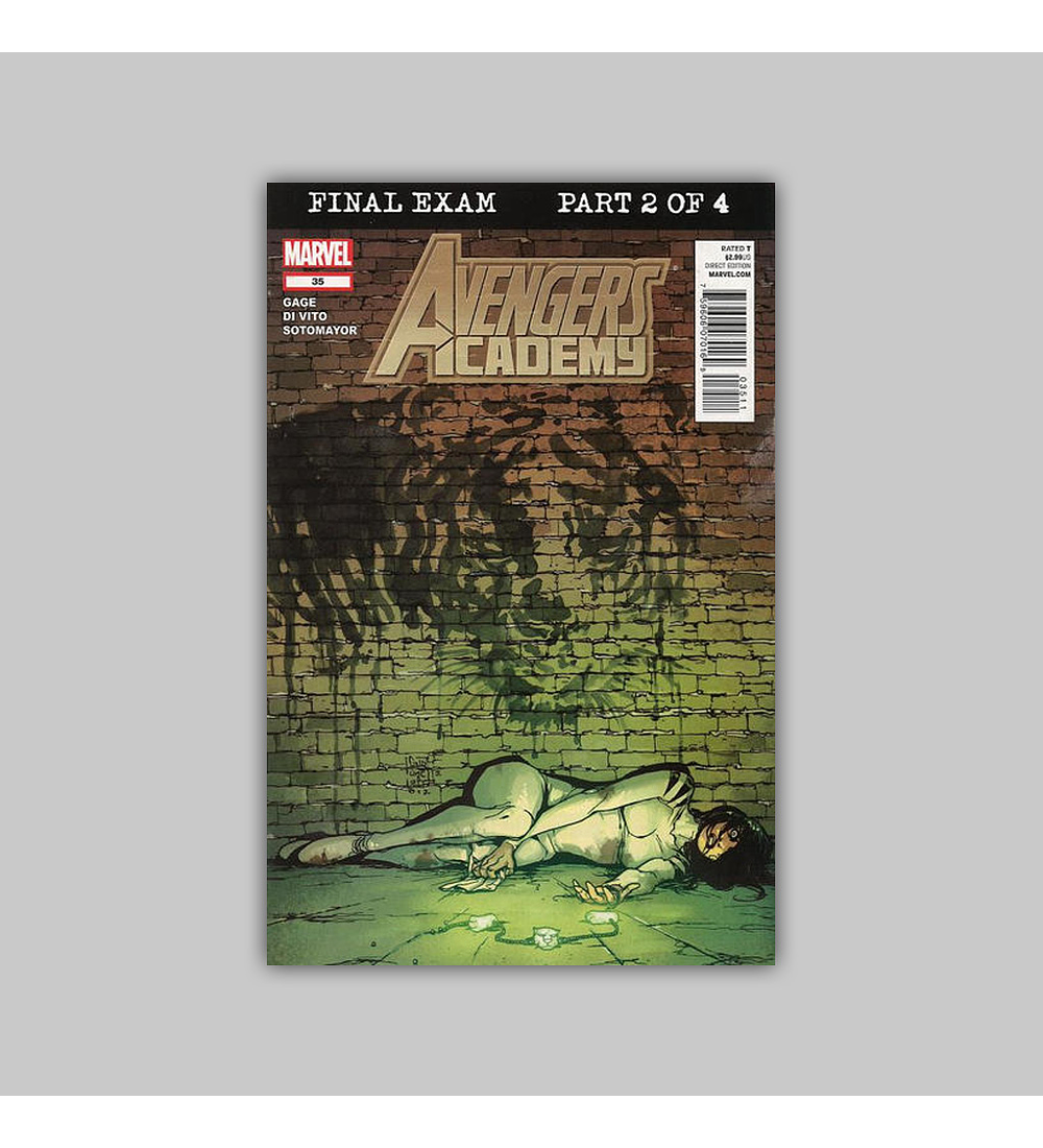 Avengers: Academy 35 2012