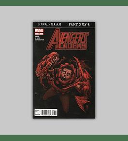 Avengers: Academy 36 2012