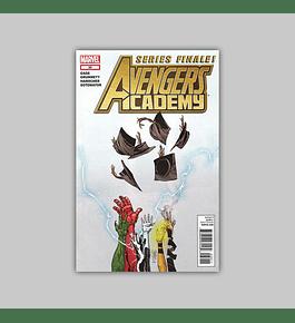 Avengers: Academy 39 2013