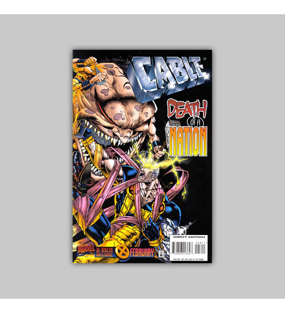 Cable 28 1996