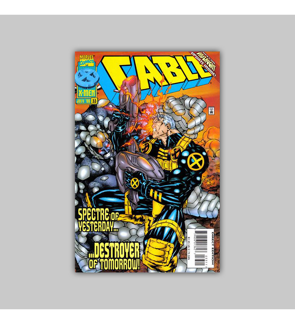 Cable 33 1996