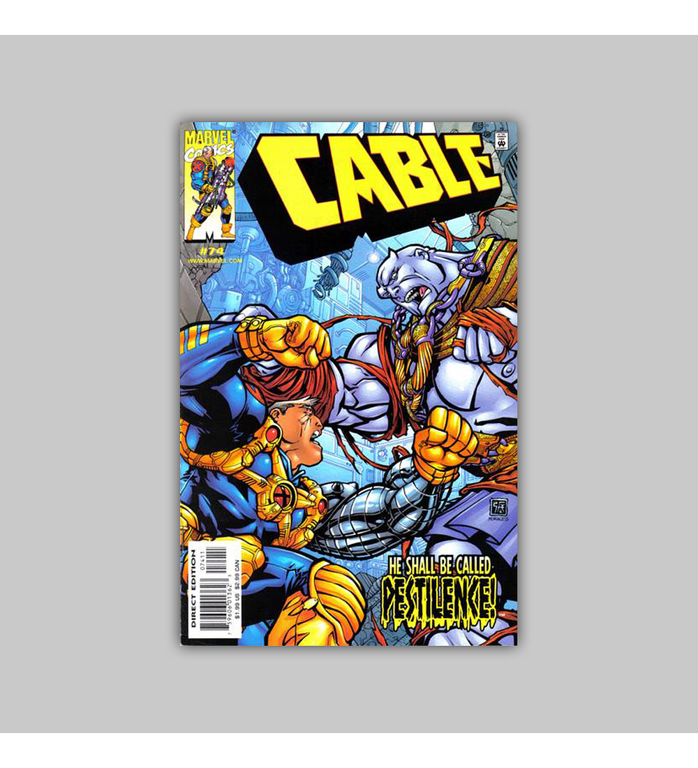 Cable 74 1999