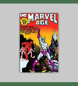 Marvel Age 1 1983