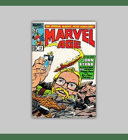 Marvel Age 14 1984