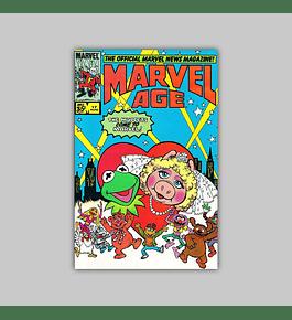Marvel Age 17 1984