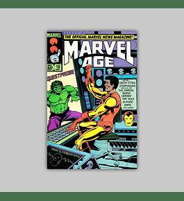 Marvel Age 18 1984