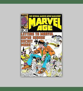 Marvel Age 20 1984
