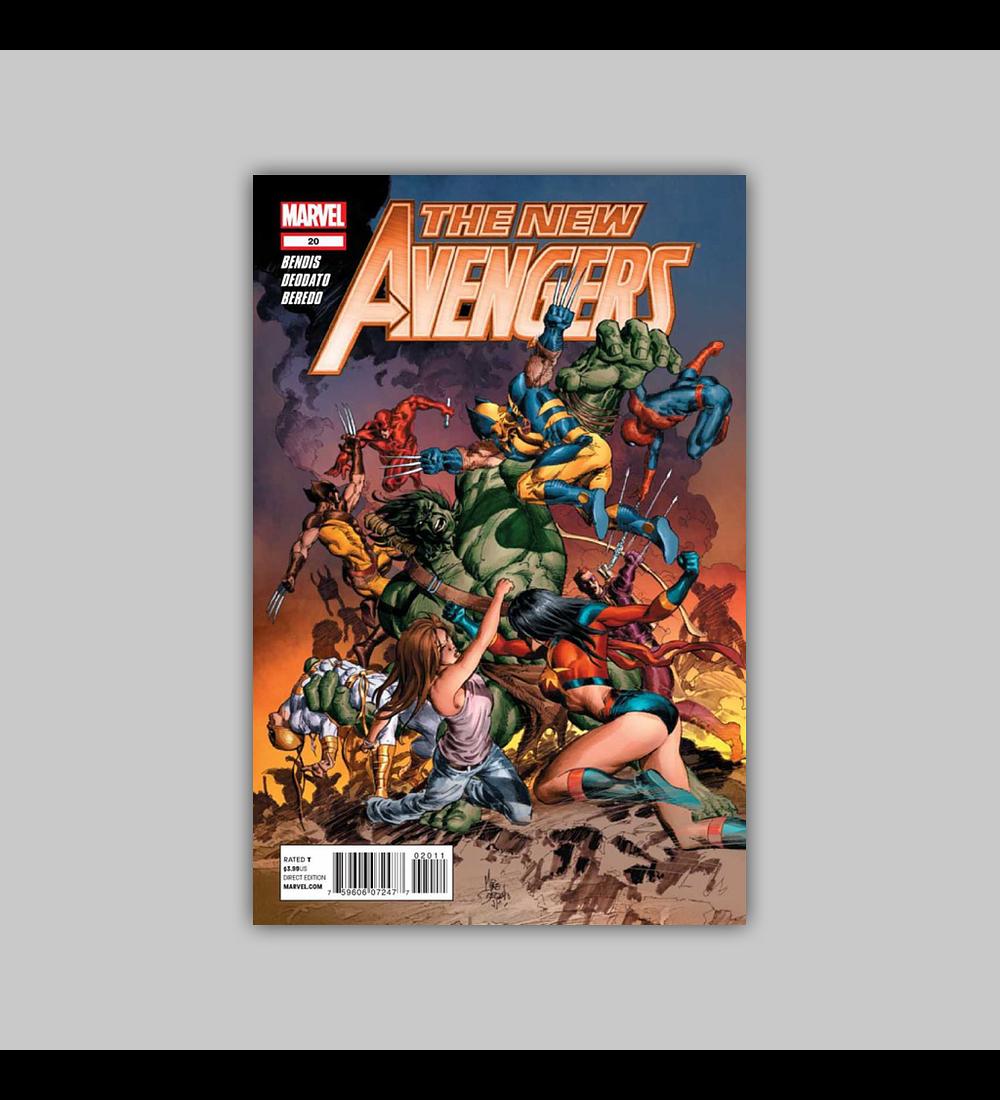 New Avengers (Vol. 2) 20 2012