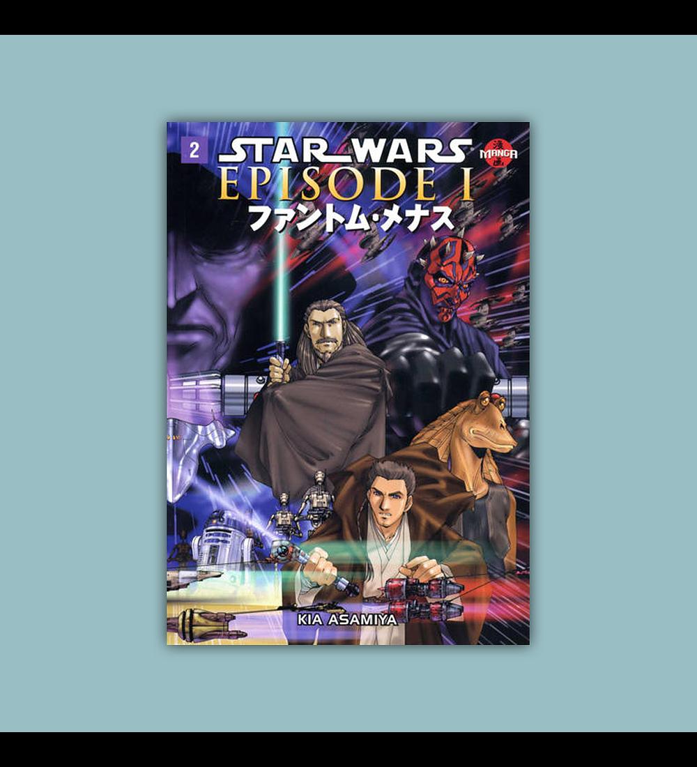 Star Wars: Episode I - The Phantom Menace Manga Vol. 02 2000