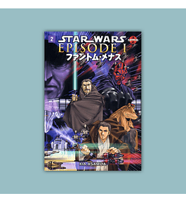 Star Wars: Episode I - The Phantom Menace Manga Vol. 02 2000