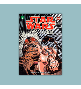 Star Wars: The Return of the Jedi - Manga Vol. 02 1999
