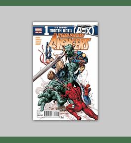 New Avengers (Vol. 2) 23 2012