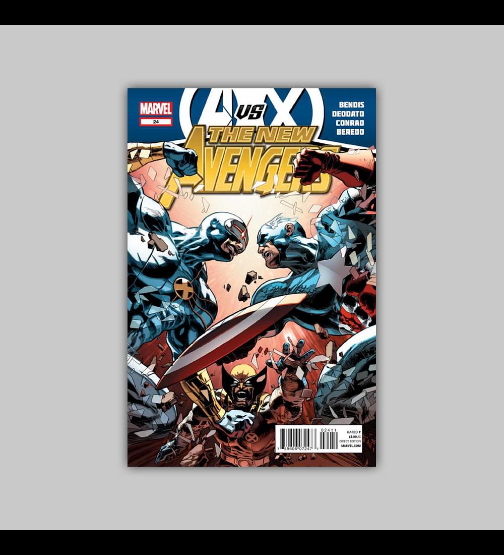 New Avengers (Vol. 2) 24 2012