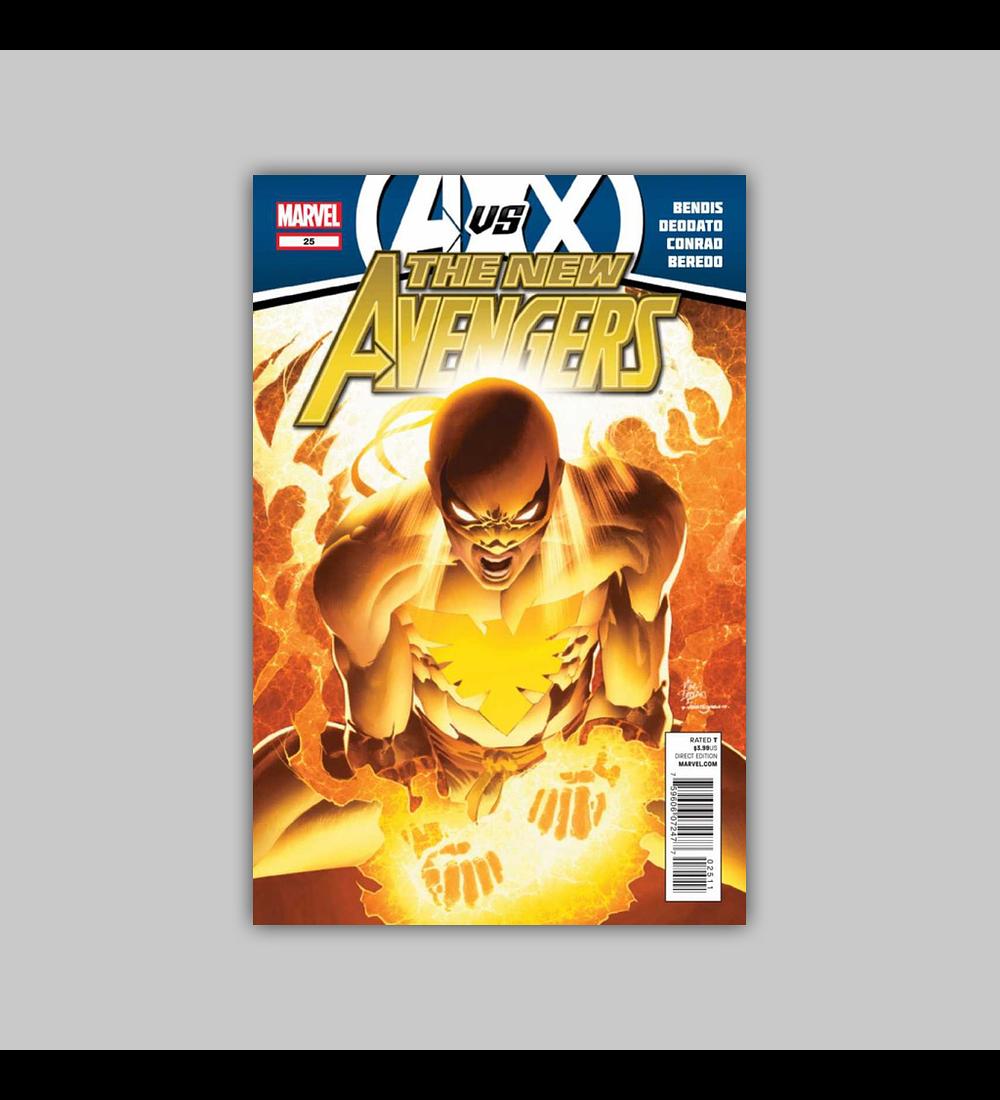 New Avengers (Vol. 2) 25 2012