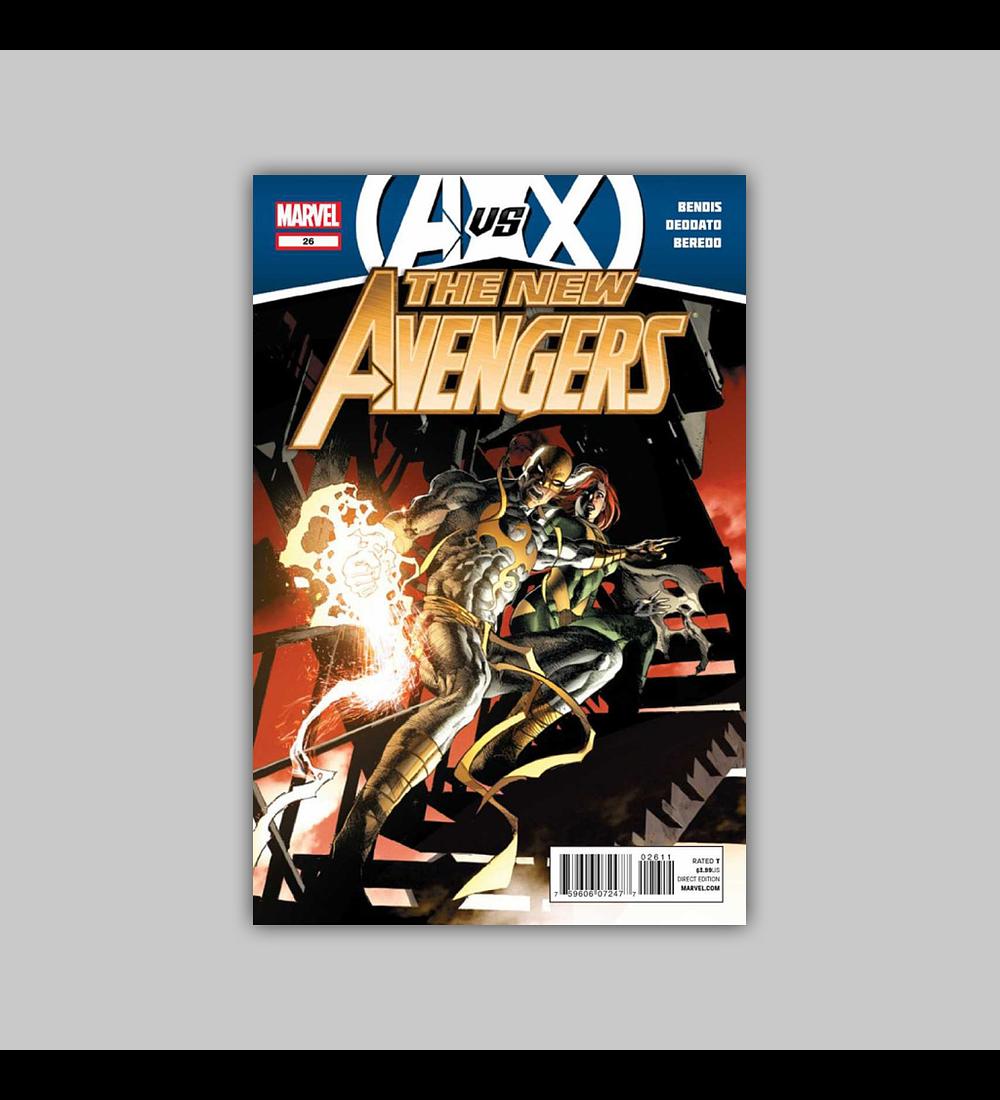 New Avengers (Vol. 2) 26 2012