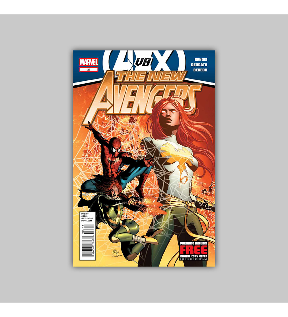 New Avengers (Vol. 2) 27 2012