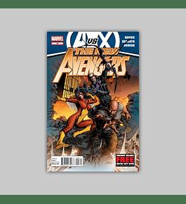 New Avengers (Vol. 2) 28 2012