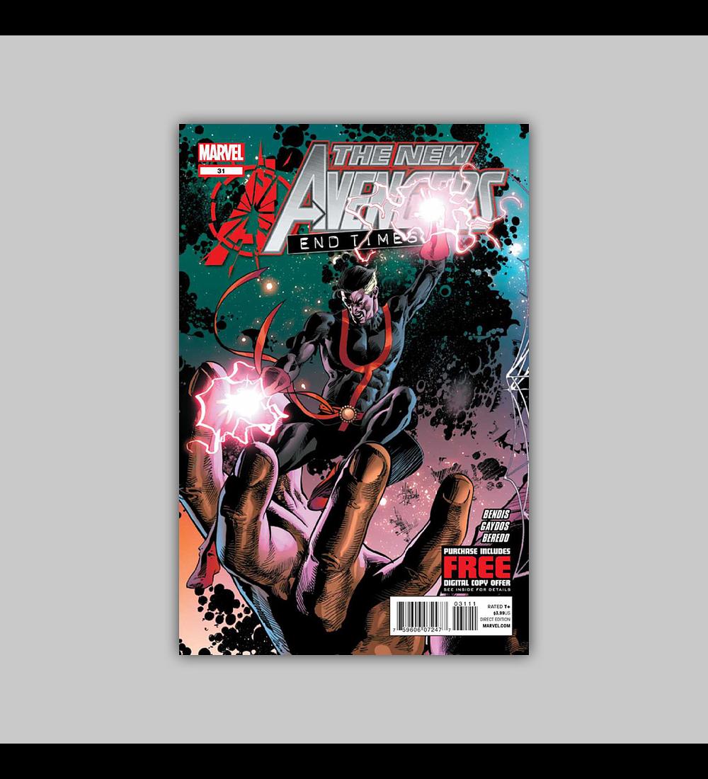 New Avengers (Vol. 2) 31 2012