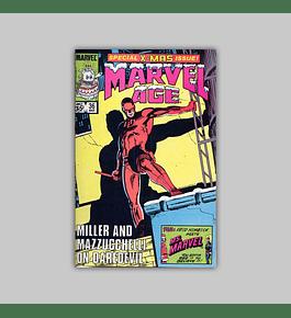 Marvel Age 36 1986