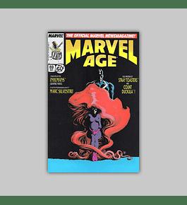 Marvel Age 69 1988