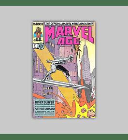 Marvel Age 71 1989