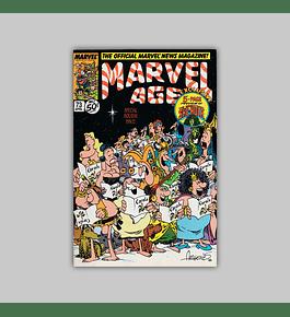 Marvel Age 73 1989