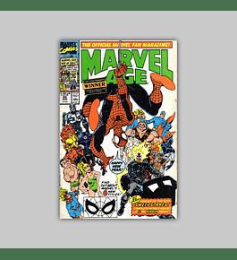 Marvel Age 86 1990
