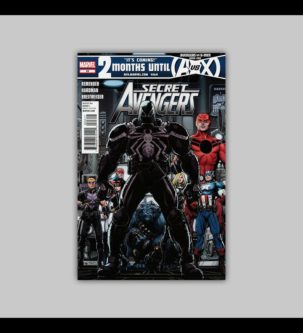 Secret Avengers 23 2012