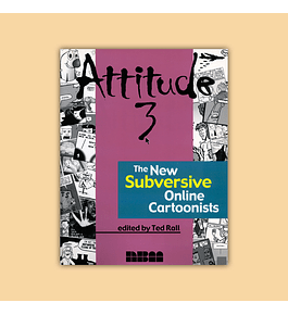 Attitude Vol. 03: New Subversive Social Commentary 2006