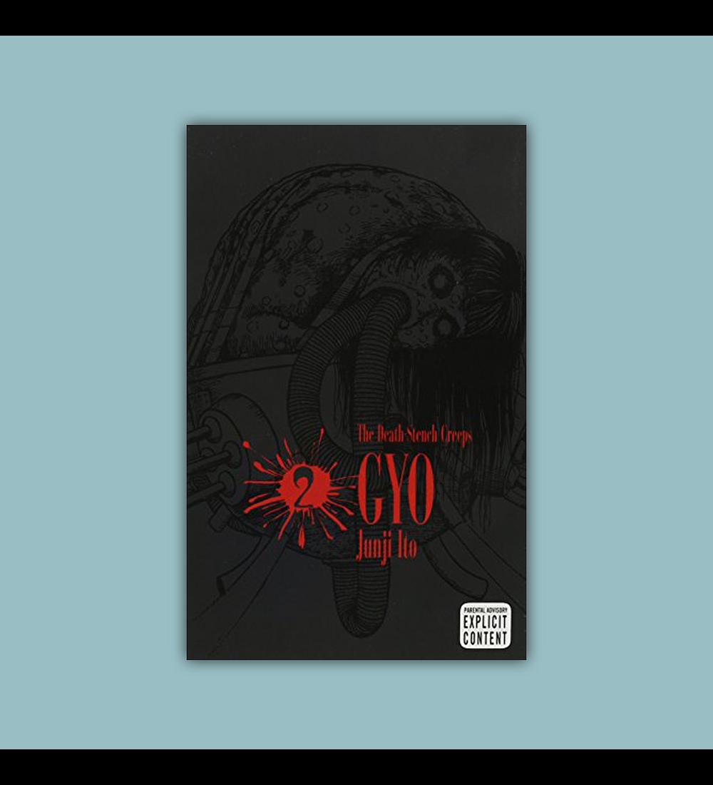 Gyo Vol. 02 2nd printing