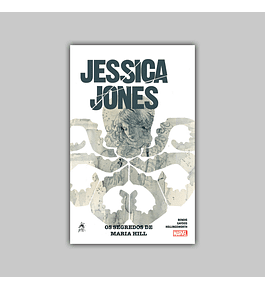 Jessica Jones Vol. 02: Os Segredos de Maria Hill HC 2016