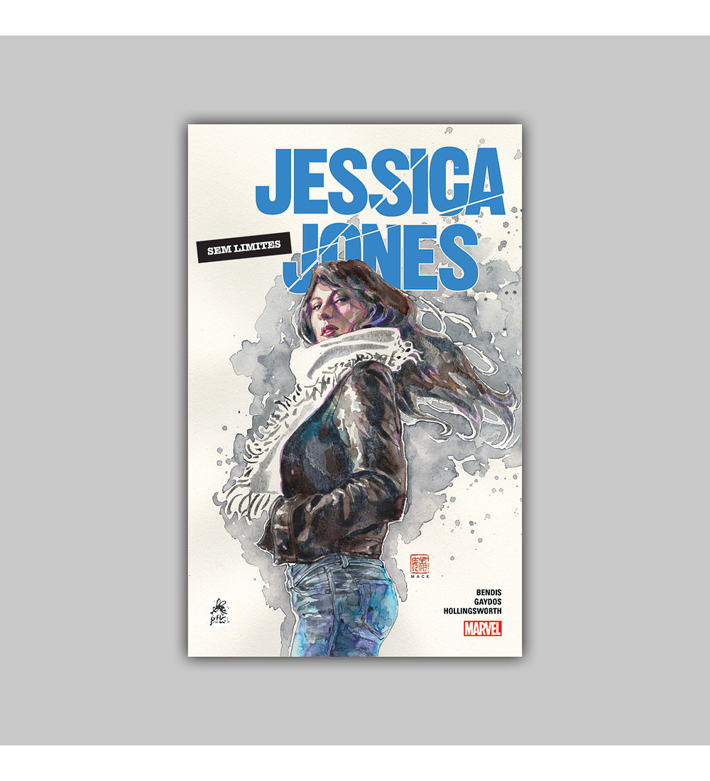 Jessica Jones Vol. 01: Sem Limites 2019