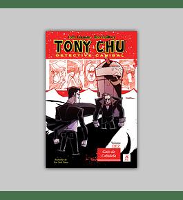 Tony Chu Vol. 10: Galo de Cabidela HC 2019