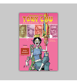 Tony Chu Vol. 06: Bolos Janados! HC