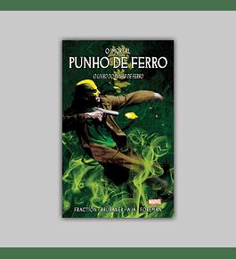 O Imortal Punho de Ferro Vol. 03: O Livro do Punho de Ferro HC 2018