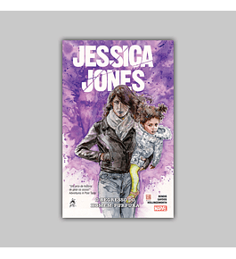 Jessica Jones Vol. 03: O Regresso do Homem-Púrpura HC 2017